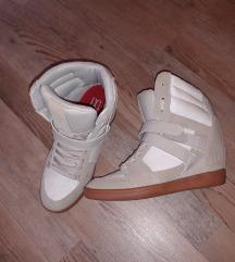 DC wedge sneaker
