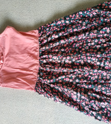 Terranova virágos csinos ruha