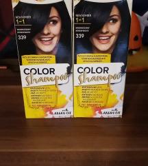 Palette hajszínező