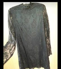 Zara csipkés ruha