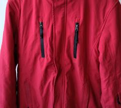 Biaggini  piros férfi kabát eladó
