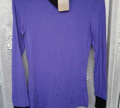 Orsay lila fekete garbó(ingyen posta)