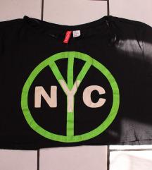 NYC crop top