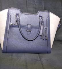 Kék női táska