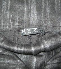 My77 fekete nadrág