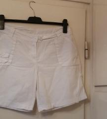 C&A Yessica nyári fehér short, 42-es