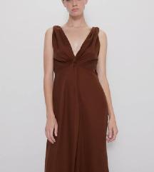 Zara ruha S méret, cimkés, új