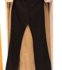 H&M elegáns nadrág fekete