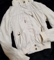 MAyo Chix fehér kabát