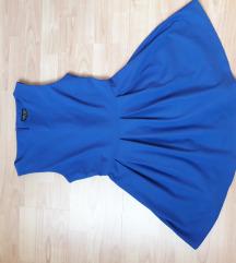 Kék ruha M-es