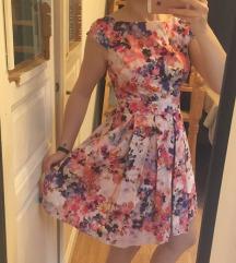 Orsay nyári virágmintás egybe ruha