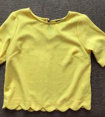 Sárga elegáns póló eladó