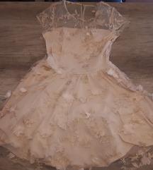 Mohito celebration 3d virágos ruha M
