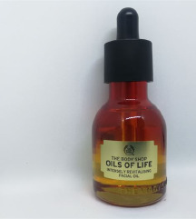 Body Shop Oils Of Life szérumolaj
