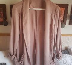 Mályva színű blézer/kabátka