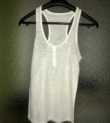 Fehér gombos trikó