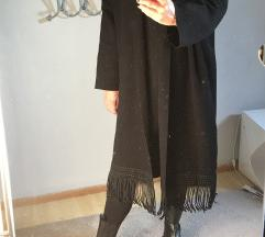 Zara oversize kabát