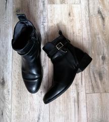 H&M jodhpur fekete bokacsizma