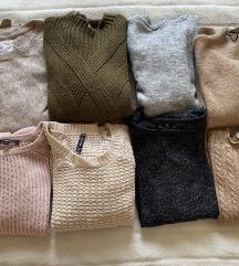 Téli pulcsik