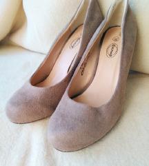 Világosbarna Graceland cipő (38)