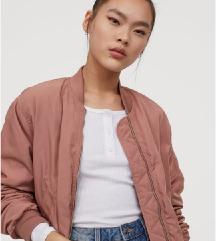 hm bomber jacket