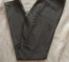 H&M khaki nadrág