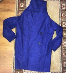 Tom Tailor kék kabát  L