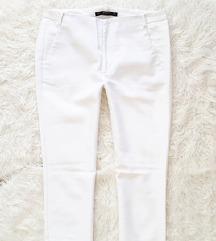 Zara fehér elegáns nadrág (S)