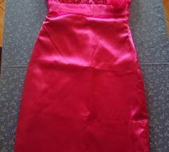 Új S-es pink alkalmi ruha