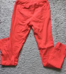 Korall színű nadrág(Új)