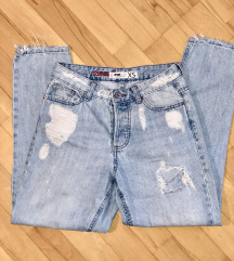 New yorker mom jeans