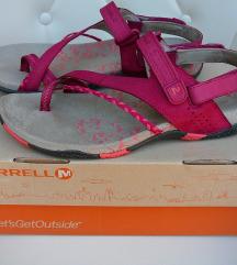 Merrell Siena 39-es ( UK 6 ) női bőr szandál