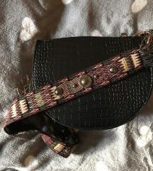 Saddle bag típusú táska