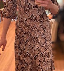 H&M kígyómintás ruha 🐍
