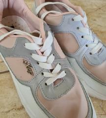Mayo Chix rózsaszín fehér cipő