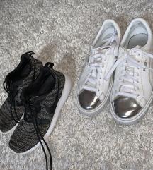 Eredeti, használt Nike és Puma cipő