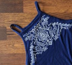 H&M kék top