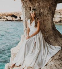 Tengerparti / Esküvői / menyasszonyi ruha