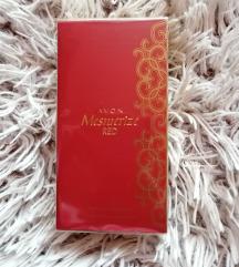avon mesmerize red parfüm