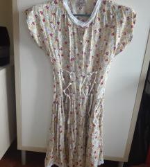 Fűzős vintage ruha