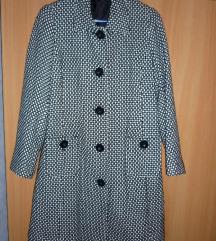 Új - Elegáns márkás női  őszi kabát 38-as