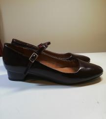 Bordó alkalmi cipő