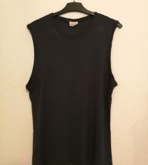 Calvin Klein sötétszürke férfi trikó