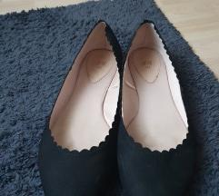 H&M fekete balerina