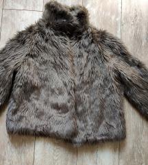 Orsay műszőrme kabát