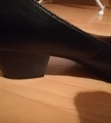 5th Avenue bőr cipő 41-es