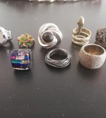 Gyűrű, bizsu, óra