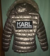 Új S Karl Lagerfeld kabát
