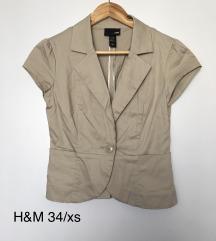 H&M blézer
