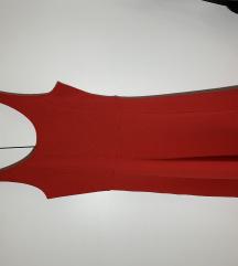 H&m piros ruha (pk az árban)